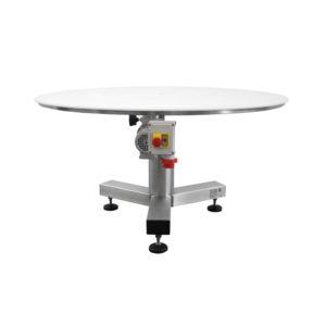 Tavolo rotante piano in PE