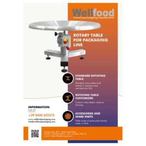 catalogue wellfood packagin